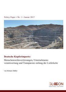 Müller, Melanie: Deutsche Kupferimporte